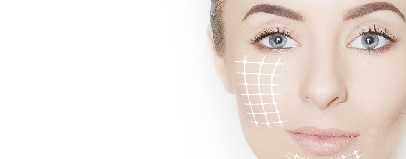 Microlifting facial